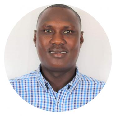 Mr Augustine Lokwang Ekitela, Secretary General of ACISMP Image