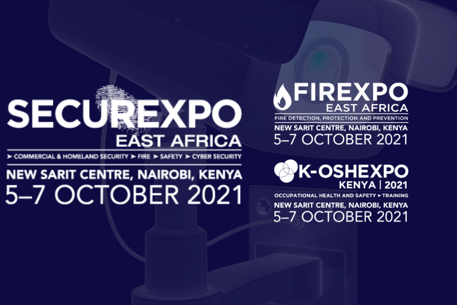 Securexpo East Africa 2020 - Rescheduled logo